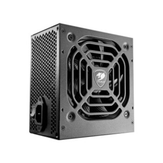 COUGAR 骨伽 XTC500W 电脑电竞电源 黑色 (500W、白牌(80%))