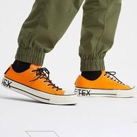 CONVERSE 匡威 CHUCK 70 GORE-TEX 163228C 低帮休闲鞋