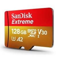 SanDisk 闪迪 Exreme 存储卡 128G microSD
