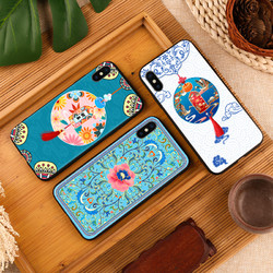 KingPos iPhone/vivo/OPPO/华为/小米 中国风手机软壳