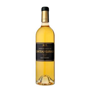 网易考拉黑卡会员 : Chateau Guiraud 芝路庄园 正牌 贵腐甜白葡萄酒 2014年 750ml   *2件