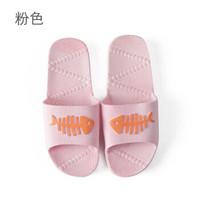 鱼骨头夏季塑料拖鞋