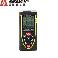 深达威 测距仪0.05-80m SW-80 手持激光测量仪