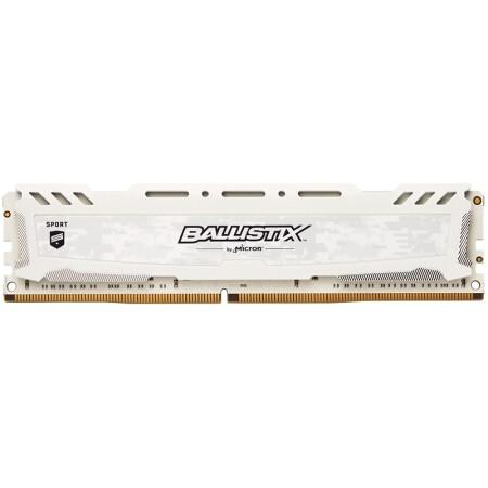 crucial 英睿达 铂胜 运动系列 DDR4 3000频率 台式机内存条
