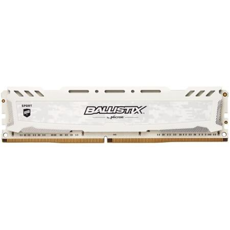 crucial 英睿达 铂胜 运动系列 DDR4 3000频率 台式机内存条 8GB
