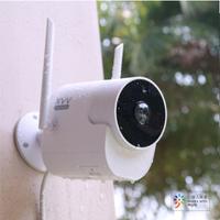 xiaovv 全景户外摄像机 支持米家APP