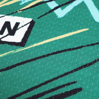 Mitchell&Ness 坎普 佩顿超音速队MN球衣JUST DON篮球服男 (绿色、L)