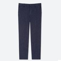 21日0点:UNIQLO 优衣库 415243  女士麻棉窄口裤