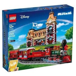 LEGO 乐高 创意百变高手 71044 迪士尼乐园火车