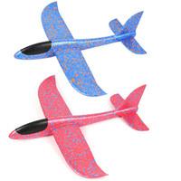 泡沫飞机模型新款大号48CM手抛飞机
