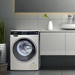 SIEMENS 西门子 i-Dos系列 WM14U6690W 滚筒洗衣机 9kg