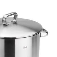 德国菲仕乐家庭厨房多用寇思克24厘米汤锅带盖不锈钢汤锅小煮锅