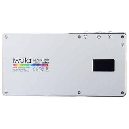 Iwata LED GL-03 彩色灯珠 摄影灯