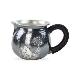 AlfunBel 艾芳贝儿 纯银分茶器银公杯