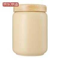 京东京造 陶瓷储物密封罐 1000ML
