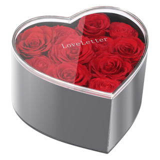 Love Letter 心中全是你 厄瓜多尔永生花礼盒 *2件