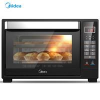 Midea/美的 T7-L325D 全自动烘焙电烤箱家用电子智能蛋糕大容量