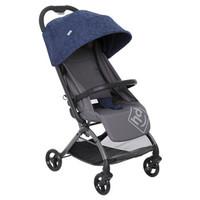 小龙哈彼 LD650-婴儿推车轻便折叠高景观 LD650-S120U蓝色