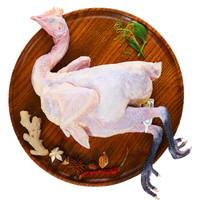 京东 扶贫跑步鸡 1.25kg
