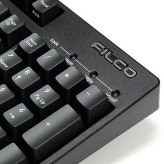 FILCO 斐尔可 104键圣手二代机械键盘 黑色 茶轴