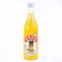 HANKOW ER CHANG 汉口二厂含气饮料 盐渍凤梨