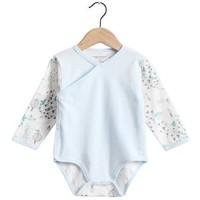 特贝尔 婴儿纯棉连体衣 *2件