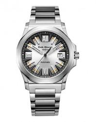 艾米龙挑战者系列081170G66086钢带机械男士手表腕表