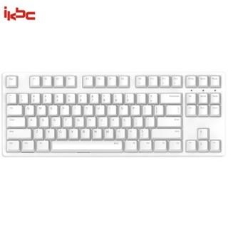 iKBC W200 2.4G无线 机械键盘 白色 Cherry轴