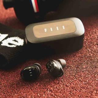 FIIL 斐耳耳机 T1 X 真无线蓝牙耳机 曜石黑