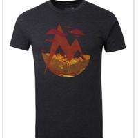 Marmot 土拨鼠 F900454 男士短袖T恤