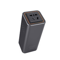 DXPOWER 电小二 户外电源 80 220V AC移动电源 (黑色)