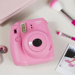 FUJIFILM 富士 INSTAX 一次成像相机 MINI9相机 + 20张相纸