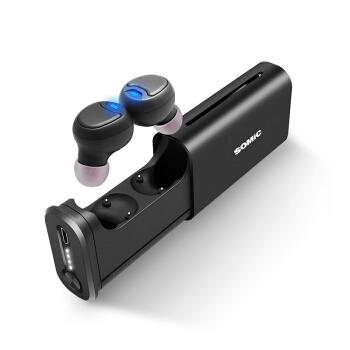 硕美科(SOMIC)W20真无线蓝牙耳机