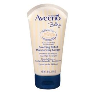 移动端 : Aveeno 艾维诺 天然燕麦婴幼保湿面霜 141g