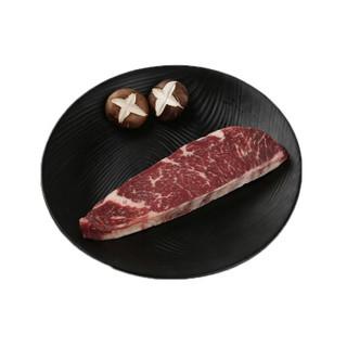 限北京 : 天谱乐食  澳洲M3雪花牛排 200g/袋 *3件 +凑单品