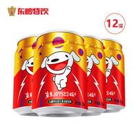 EASTROC 东鹏 东鹏特饮维生素功能饮料 250ml*12罐