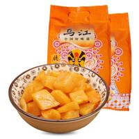 乌江 涪陵榨菜小脆口 22g*15袋