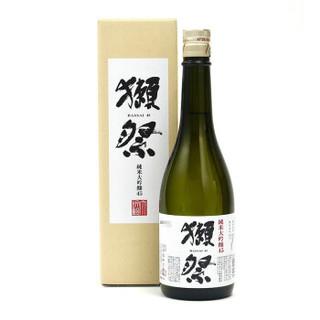 獭祭 45纯米大吟酿 清酒 720ml *3件
