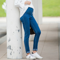 孕妇裤子 九分长裤