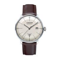 JUNKERS 荣克士 包豪斯系列 6050-5 男士自动机械手表