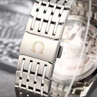 OMEGA 欧米茄 碟飞系列 431.10.42.51.01.001 男士机械手表 42mm 精钢 圆盘