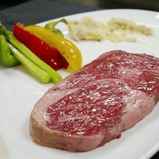 奔达利牛肉 澳洲M5和牛西冷牛排 牛肉牛原切 180g