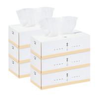 五月印象  婴儿棉柔巾   100抽/盒(6盒)