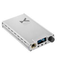 xDuoo 乂度 XD-05PLUS 解码耳放一体机 (银色)