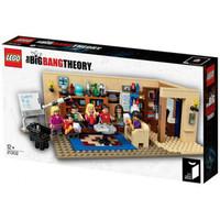 乐高 LEGO IDEAS系列   生活大爆炸 21302
