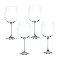 奈赫曼NACHTMANN进口维凡迪系列无铅水晶玻璃勃艮第红酒杯高脚杯763ml0085693-0
