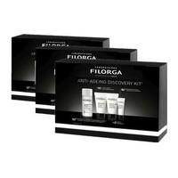 FILORGA 菲洛嘉 便携旅行套装(卸妆精华液50ml+面膜15ml+面霜15ml+眼霜4ml) *3件