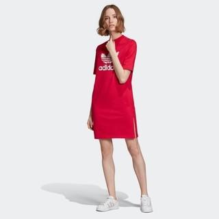 adidas 阿迪达斯  TEE DRESS FL0040 女士连衣裙 *2件