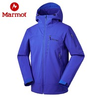 Marmot 土拨鼠 J80270  Moblis M2 男士防风软壳上衣
