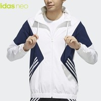 adidas neo M CS CLBLCKD WB 男子外套